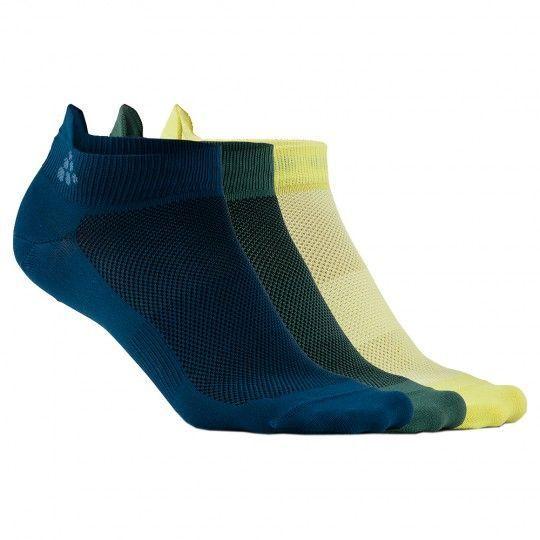Craft GREATNESS SHAFTLESS Sneaker Socken bunt 1