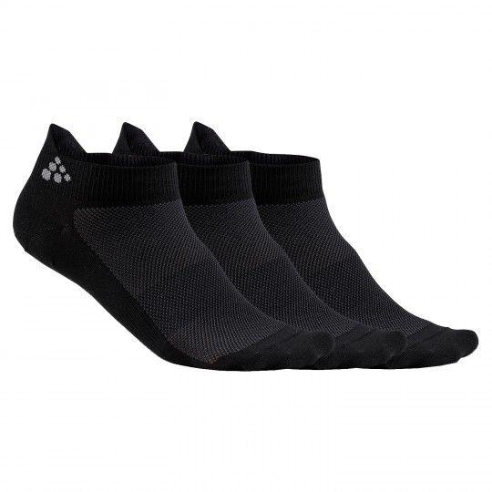 Craft GREATNESS SHAFTLESS Sneaker-Socken schwarz 1
