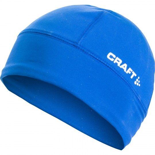 Craft Light Thermal Hat Multifunktionsmütze Schweden blau 1