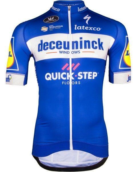 Deceuninck Quick-Step 2019 PRR Radtrikot kurzarm 1