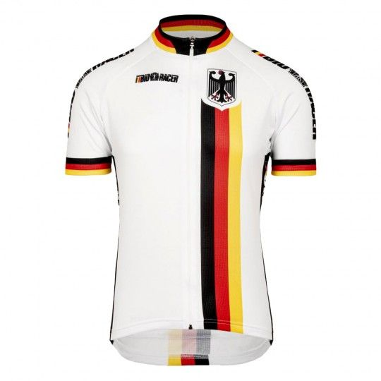 Deutschland Nationalteam 2020 Radtrikot kurzarm 1