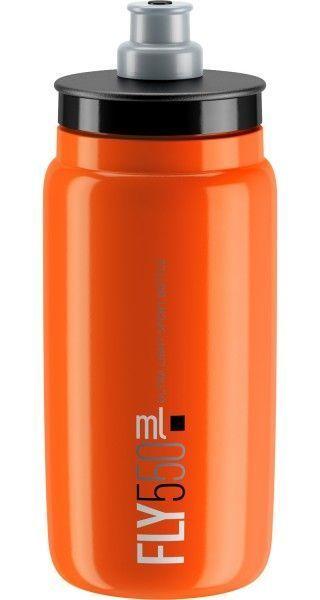 Elite FLY Trinkflasche 550ml orange 1