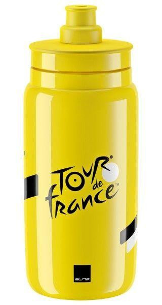 Tour de France 2020 Trinkflasche 550 ml gelb 1