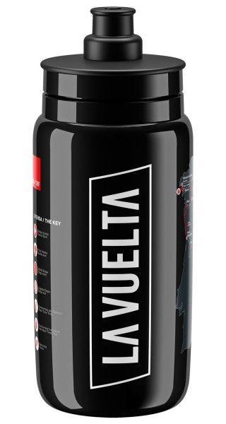 Vuelta a España 2020 Trinkflasche 550 ml schwarz 1