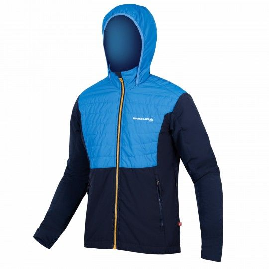 Endura MTR Primaloft Winterjacke blau 1