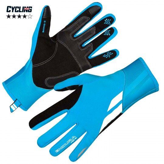 Endura PRO SL Fahrradhandschuh langfinger blau 1