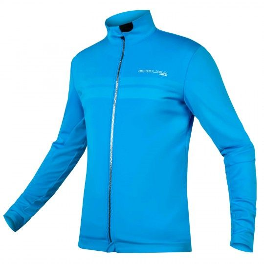 Endura PRO SL THERMO Fahrrad Winterjacke blau 1