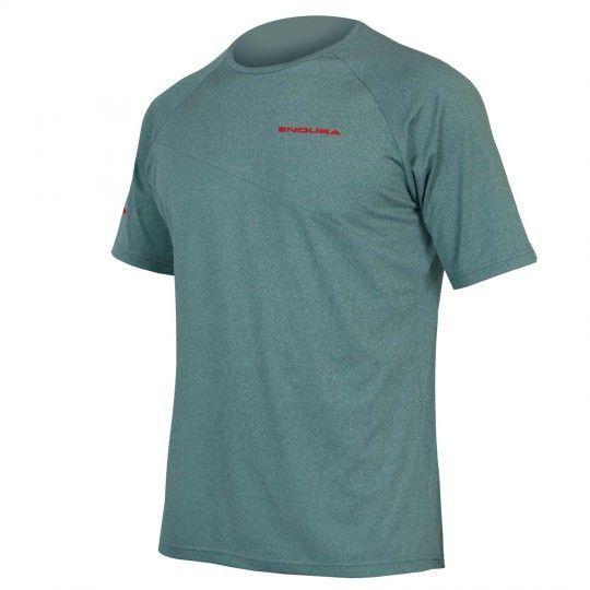 Endura Singletrack LITE T - MTB/Freeride Shirt petroleum (E3138PT) Größe XL (5)