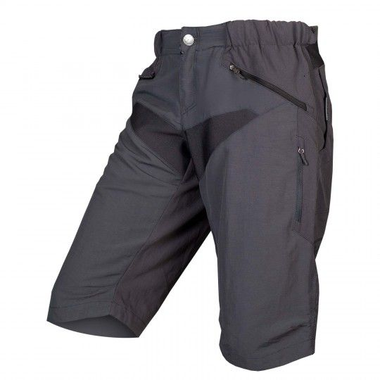 Endura WMS SINGLETRACK SHORT women bike shorts anthracite (E8096AN)