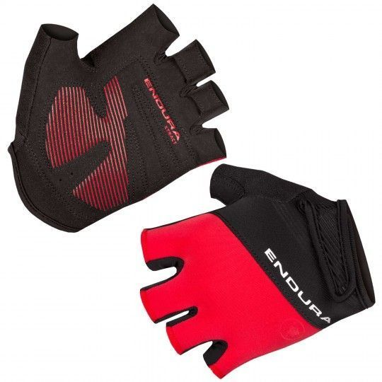 Endura XTRACT II Fahrradhandschuhe kurzfinger rot