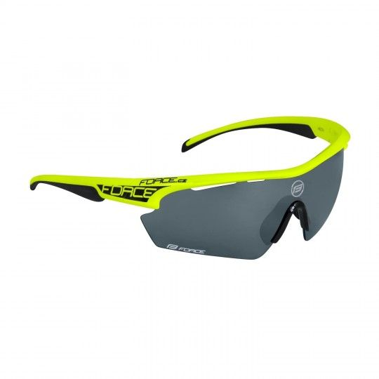 Force AEON Rad-/ Sportbrille neongelb/schwarz 1