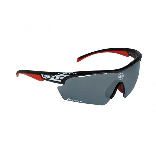 Force AEON Rad-/ Sportbrille schwarz/rot 1