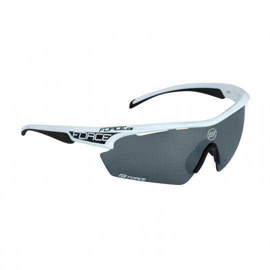Force AEON Rad-/ Sportbrille weiß/schwarz 1