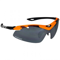 Force DUKE Rad- / Sportbrille orange schwarz 1