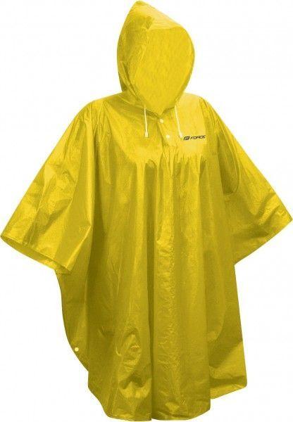 Force PONCHO Regenschutz gelb (90687) Universalgröße