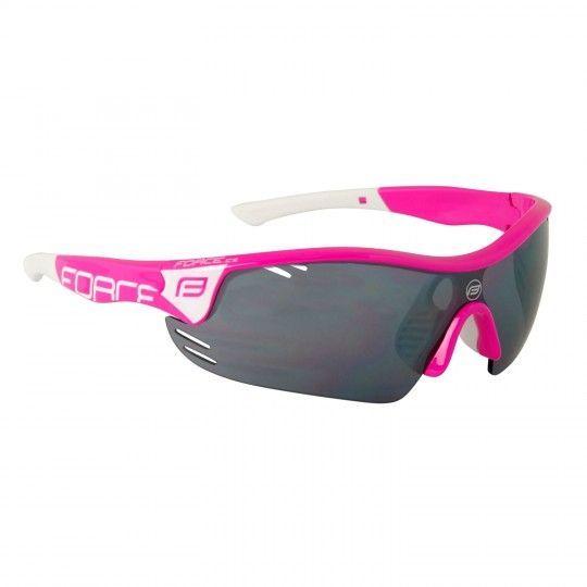 Force RACE PRO Rad-/ Sportbrille pink