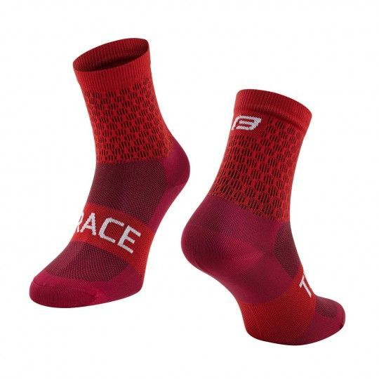 Force TRACE Radsocken H17 rot 1