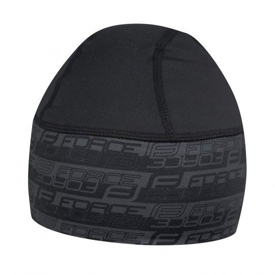 Force WARM LYCRA Unterhelm Mütze schwarz 1