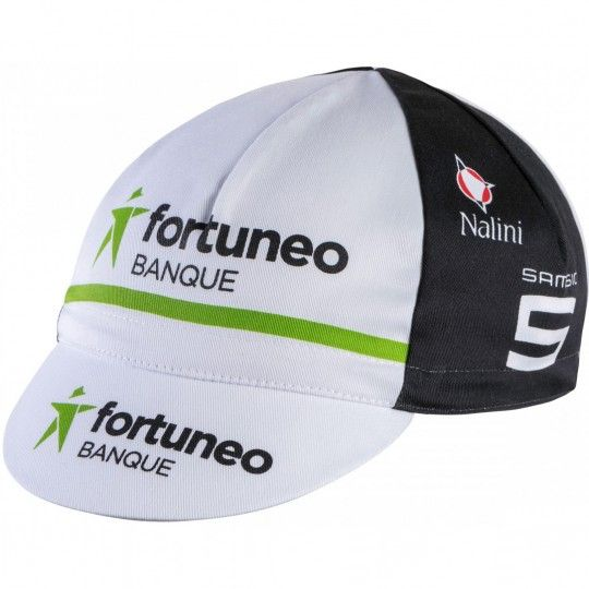 FORTUNEO - SAMSIC 2018 Renncap - Nalini Radsport-Profi-Team Universalgröße