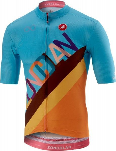 Giro de Italia 2018 Zoncolan Etappentrikot 1