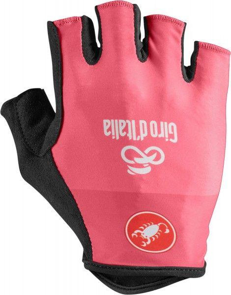 Giro de Italia 2019 Handschuh pink 1