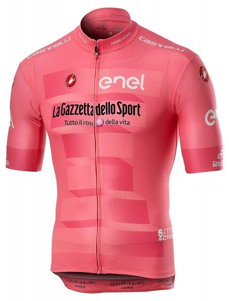 Giro d'Italia 2019 Maglia ROSA Radtrikot kurzarm 1