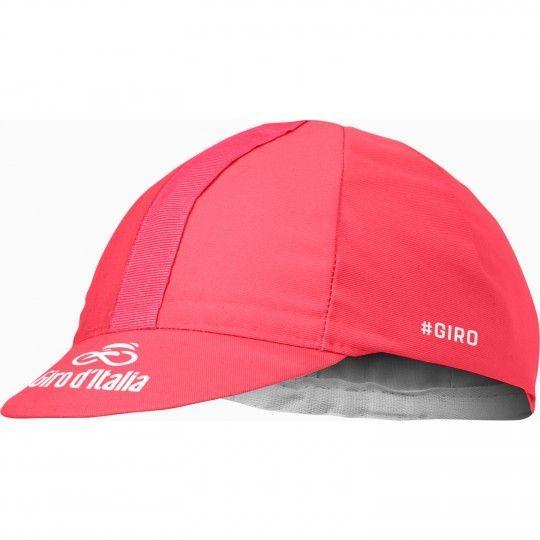 Giro d'Italia 2019 Radmütze pink 1