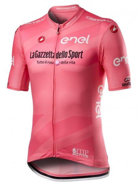 Giro d'Italia 2020 Maglia ROSA Radtrikot kurzarm 1
