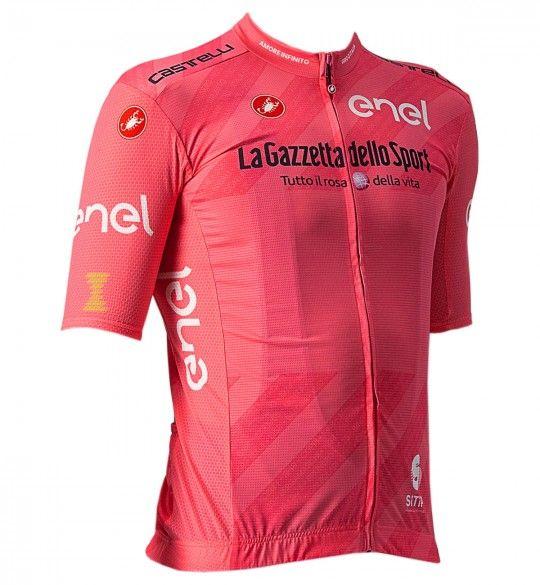 Giro d'Italia 2021 Maglia ROSA Radtrikot kurzarm 1