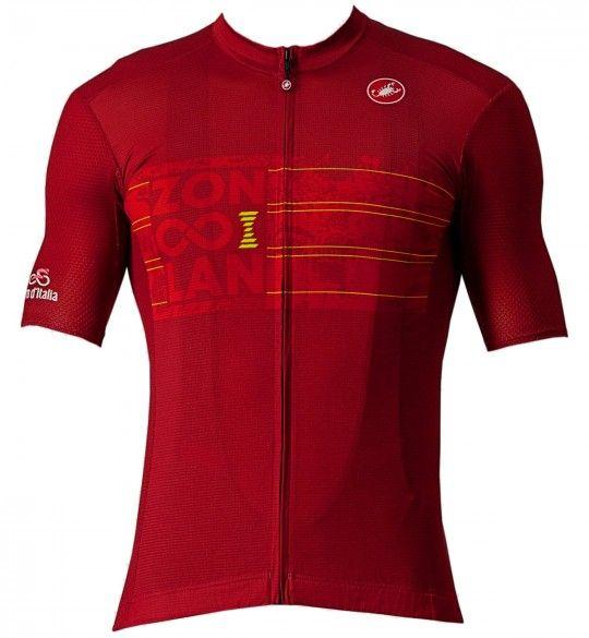 Giro d'Italia 2021 Etappentrikot Zoncolan 1
