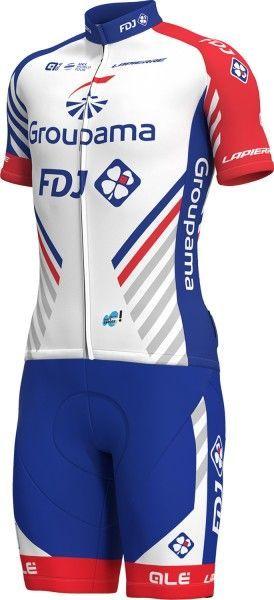 Groupama-FDJ 2018 Set