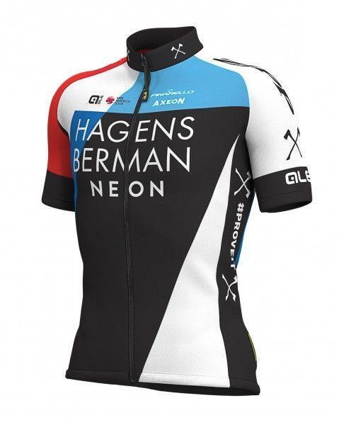 Hagens Berman Axeon 2019 Radtrikot kurzarm 1