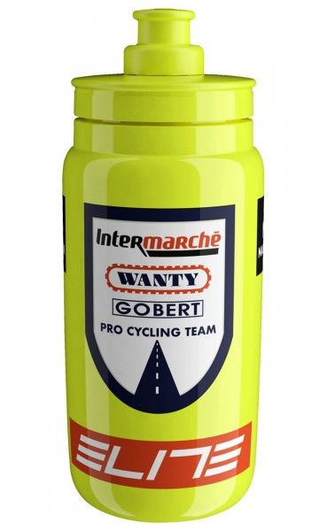 Intermarché - Wanty - Gobert Matériaux 2021 Trinkflasche 550 ml