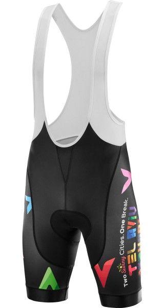ISRAEL START - UP NATION 2020 cycling bib shorts - Katusha professional cycling team