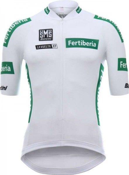 La Vuelta 2017 MAGLIA COMBINADA Radtrikot 1