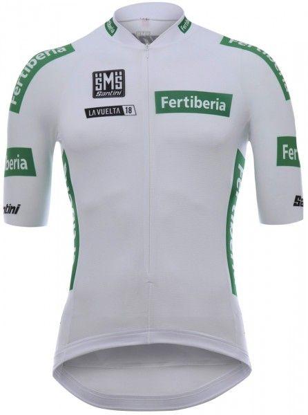 La Vuelta 2018 MAGLIA COMBINADA Radtrikot 1
