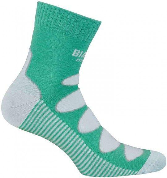Bianchi Milano LEGNANO cycling socks celeste S-M (36-41 / 5-7.5)