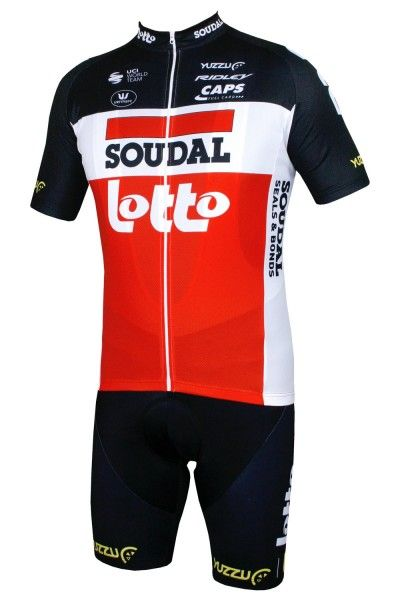 LOTTO SOUDAL 2020 Radsport Set 1