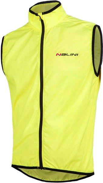 Nalini PRO ARIETTA full season wind vest neon yellow (E19-4050)