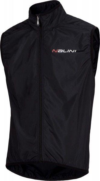 Nalini PRO ARIETTA Full Season Windweste schwarz (E20-4000) Größe S (2)