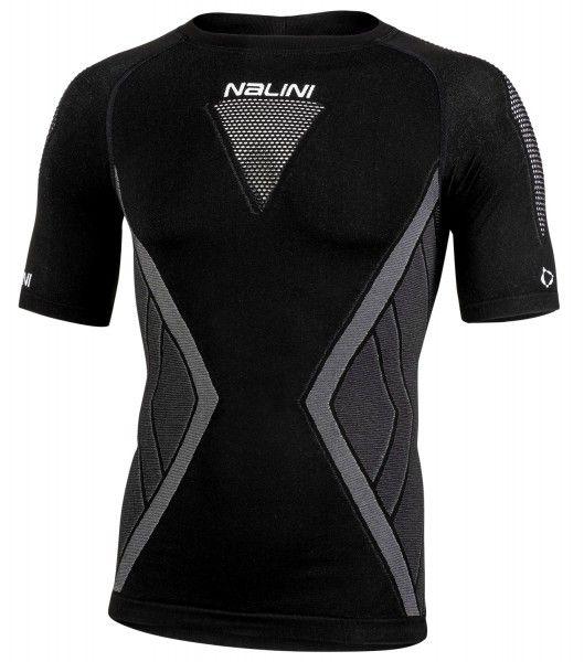 Nalini Barinas Funktionsunterhemd schwarz 1