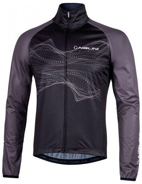 Nalini Eco Wind Jacket Fahrrad Windjacke schwarz 1