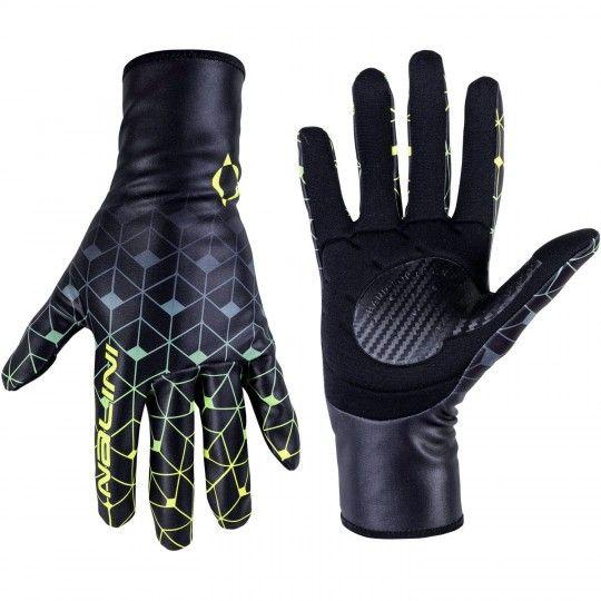 Nalini PRO Classic Winter Glove Fahrradhandschuhe Winter schwarz/gelb (I18-4050) Größe XXL (11)