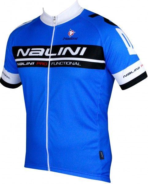 Nalini PRO DRACONIS Radtrikot kurzarm blau (5200) Größe XXL (6)