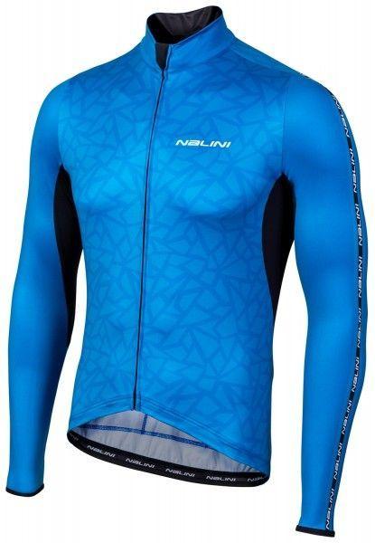 Nalini Langarmtrikot Nalini Lw Jersey 20 blau 4200 1