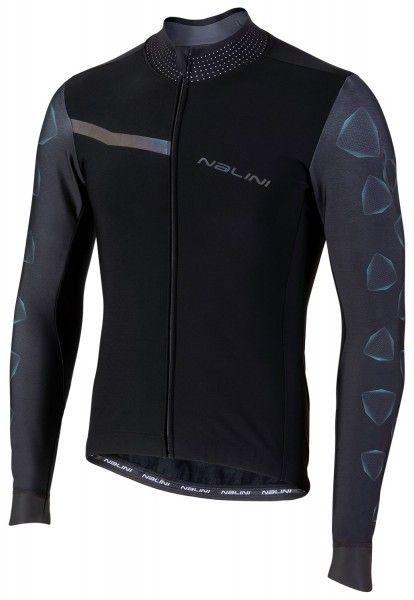 Nalini Langarmtrikot Nalini Pro Gara Jersey 20 schwarz 4000 1