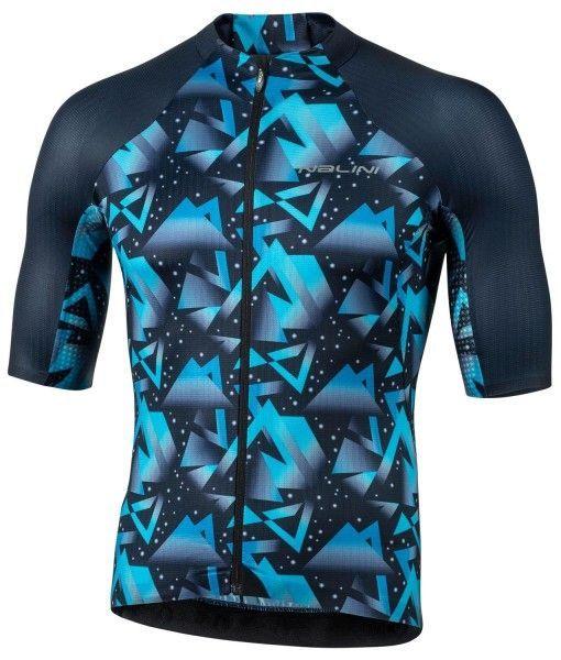 Nalini Mexico Radtrikot kurzarm blau 4200 1