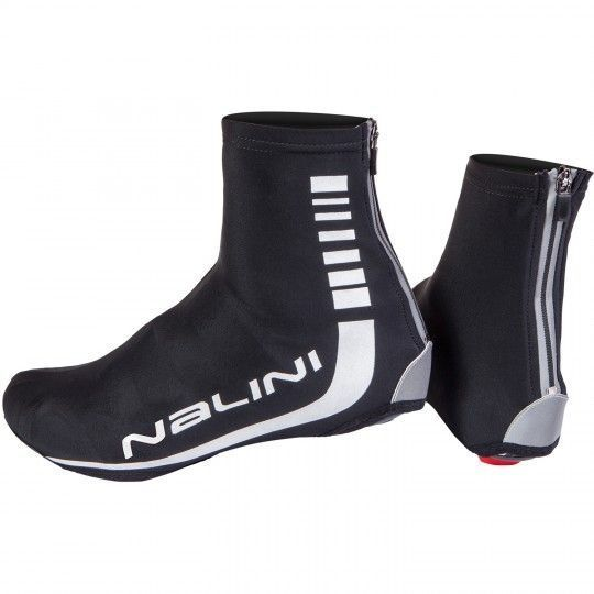 Nalini PRO PISTARD Shoecover Überschuh schwarz (E19-4000) L (41-42 / 7.5-8.5)