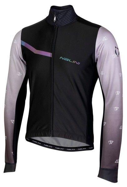 Nalini Pro Gara Jacket 2.0 Winterjacke schwarz grau 1