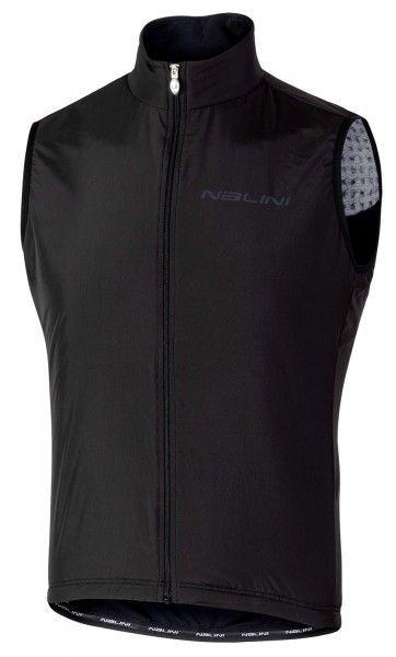 Nalini Pro Gara Vest Fahrradweste schwarz 1